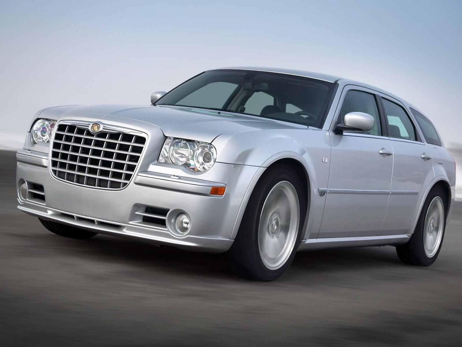 Chrysler 300c touring srt8 wagon