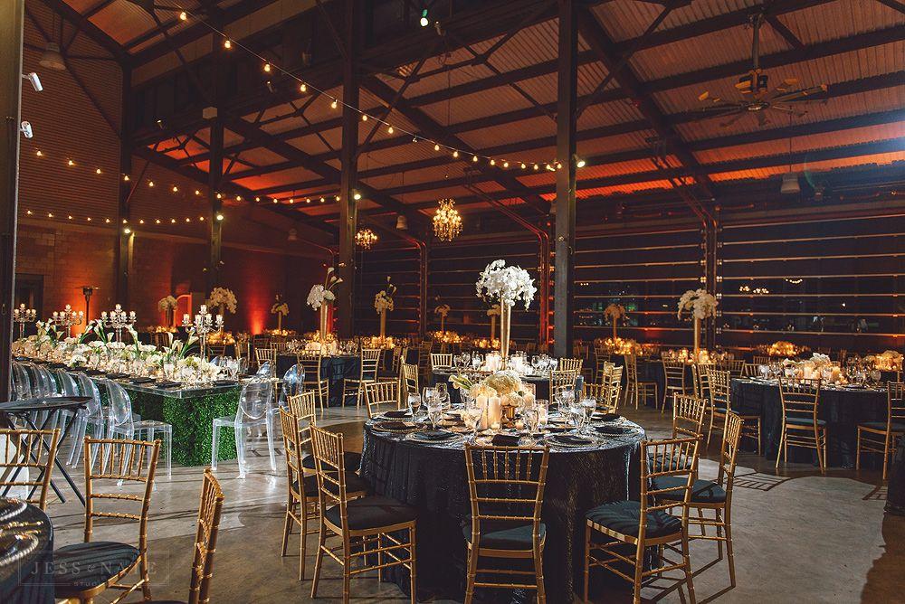 Wedding Reception Eastern Market Shed 5 Detroit Day Venues