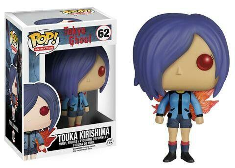 Touka Kirishima Pop!