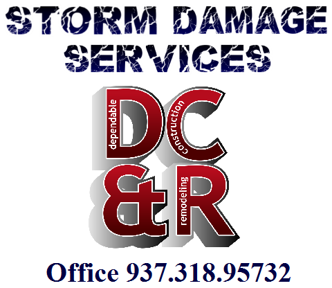 When storms damage your property there's no one better to call than Dependable Construction. We'll walk you step by step through the claims process and help get you back on your feet. #StormDamage #DCandR #DependabilityFirst