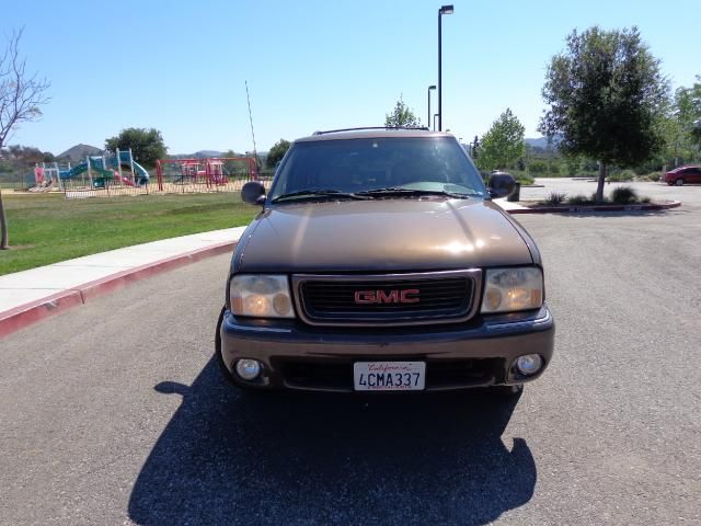 Used 2001 Gmc Jimmy Values Cars For Sale Kelley Blue Book
