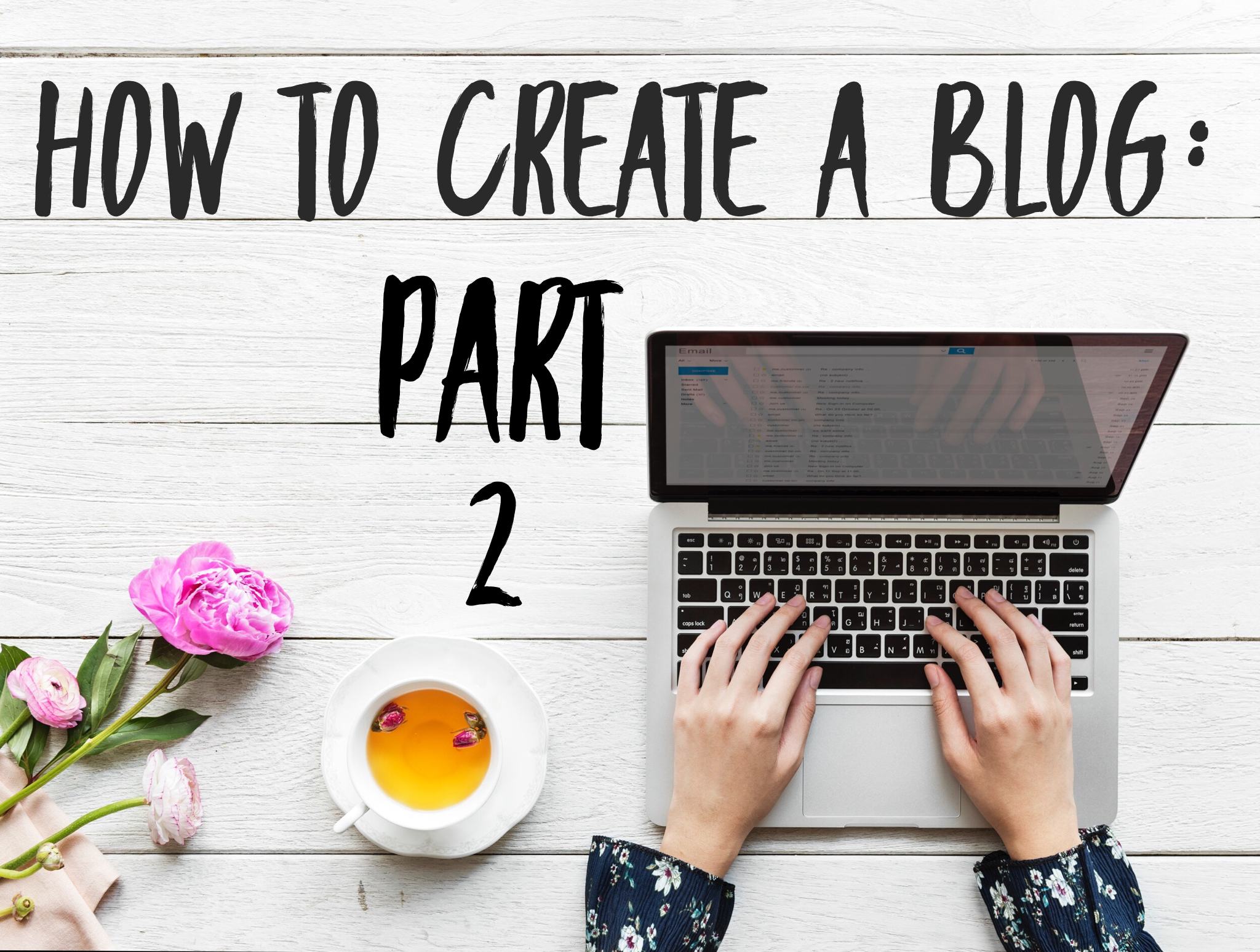 Create a beautiful blog or website easily from these
