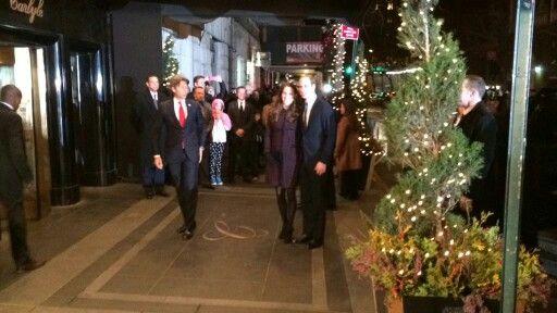 Duke and Duchess of Cambridge 12/14