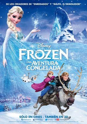 Frozen Una Aventura Congelada Descargar Frozen En Espanol Latino Peliculas Y Series Programasfull Frozen Poster Frozen Disney Movie Disney Movie Posters