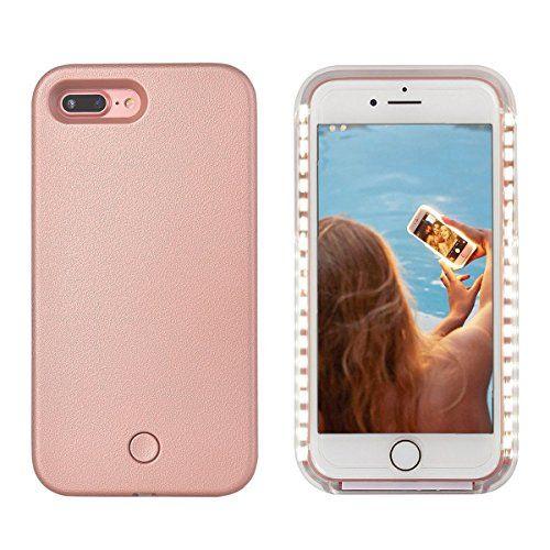 carcasa iphone 8 plus oro rosa
