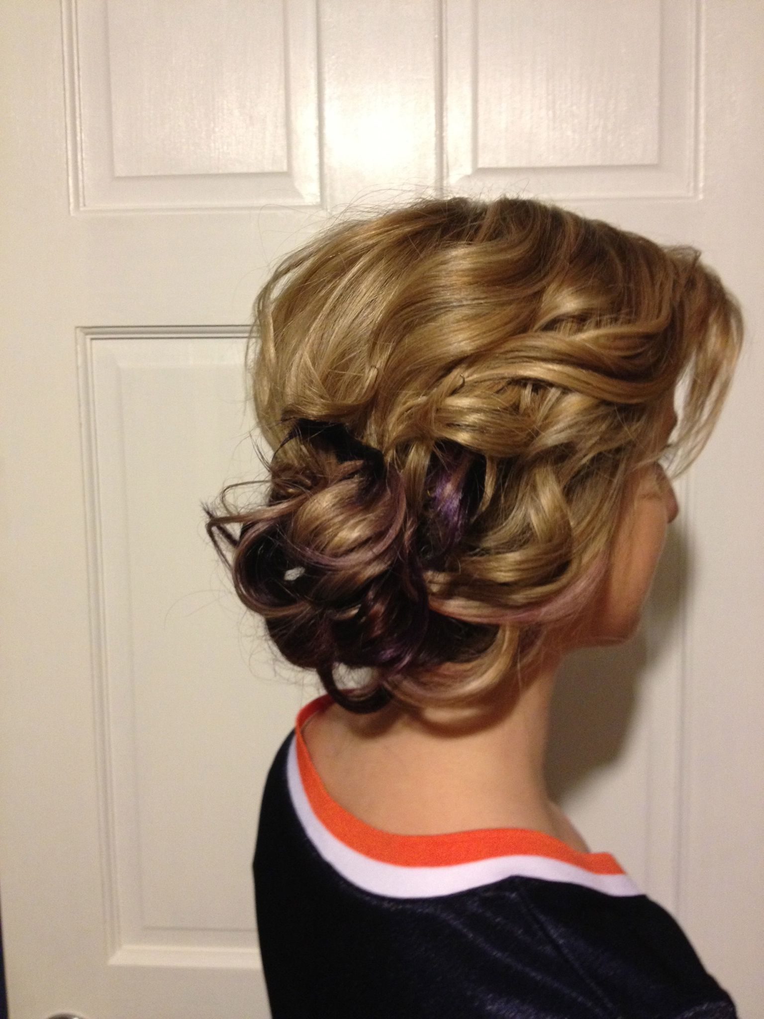 Pin by Lacey Quinn on Hair | Hair styles, Short hair updo ...