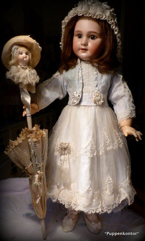 Puppenkontor: Wieviel shabby darf´s denn sein? (2)