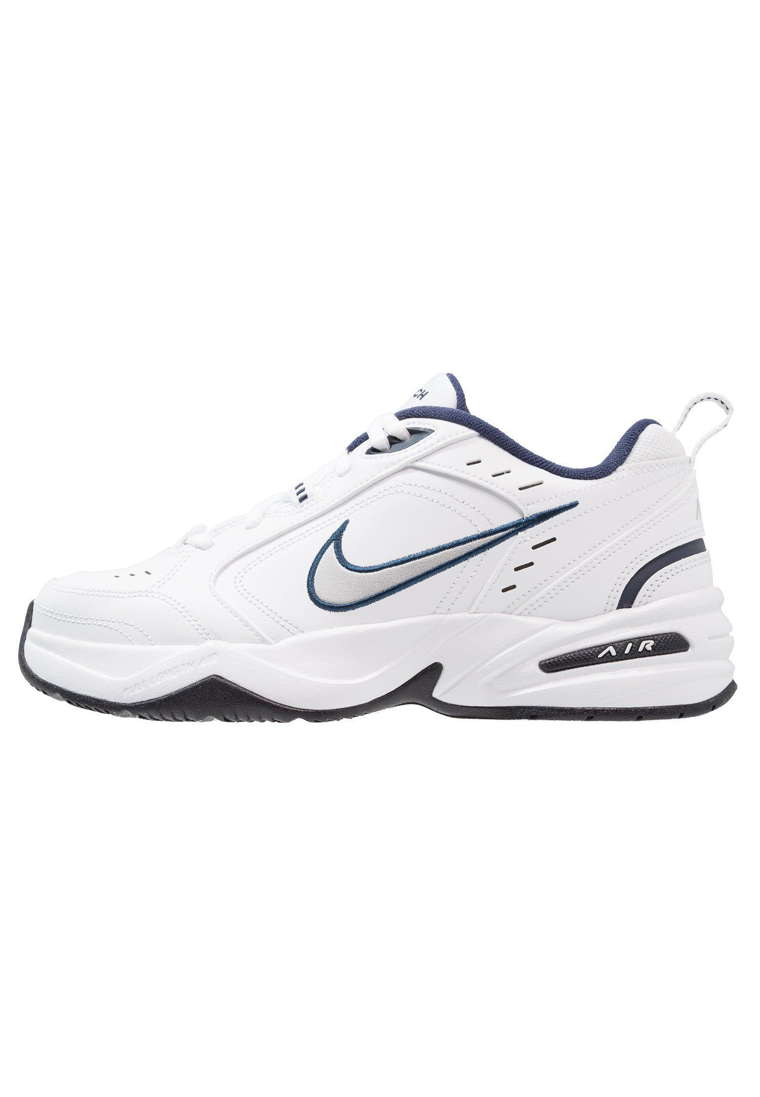 Photo of AIR MONARCH IV – Trenere lav – hvitt / metallisk sølv @ Zalando.be 🛒
