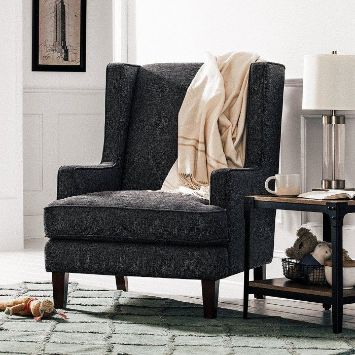 Review Stone Beam Highland Accent Chair Cozy Home 101