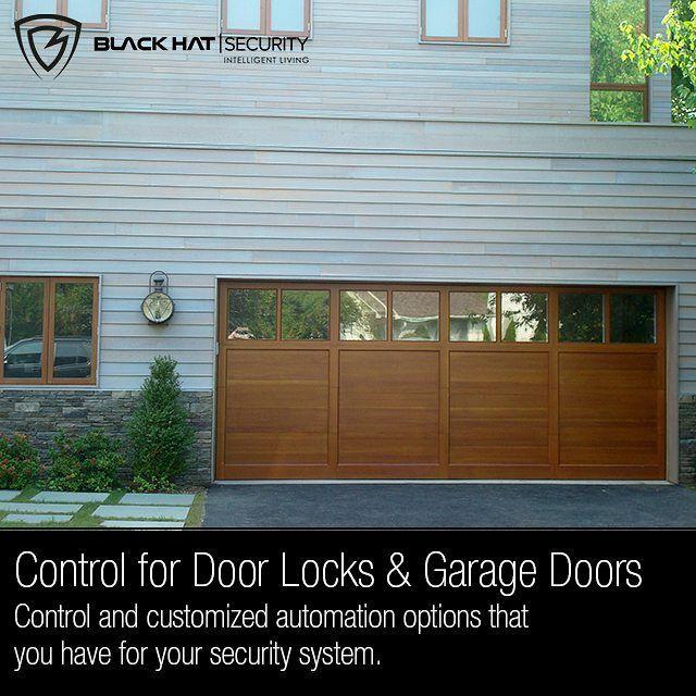 Contril For Door Locks Garage Doors Control And Customized