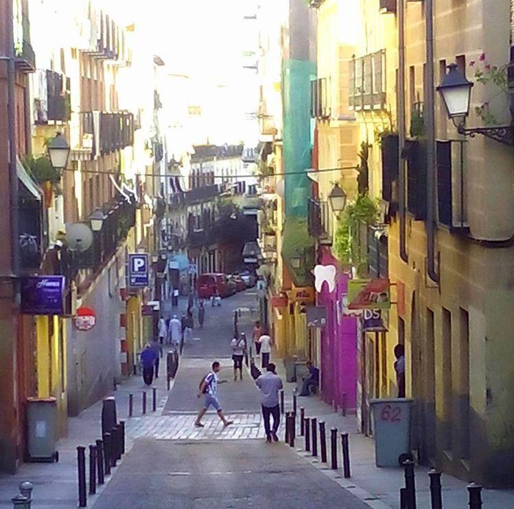 Calle del Amparo, Lavapies