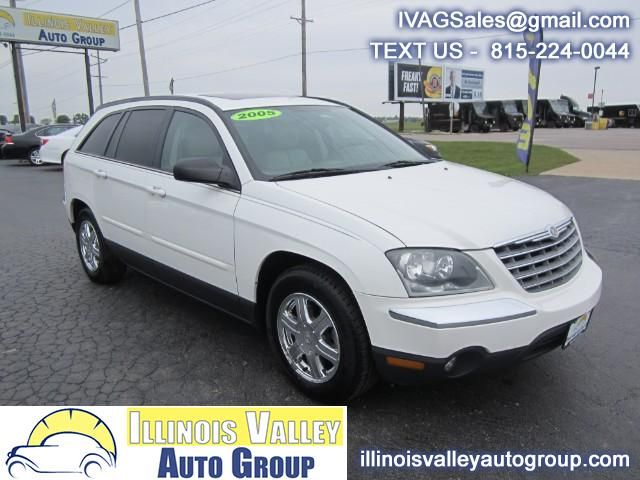 Used 2005 Chrysler Pacifica Touring Fwd For Sale In Peru Il 61354