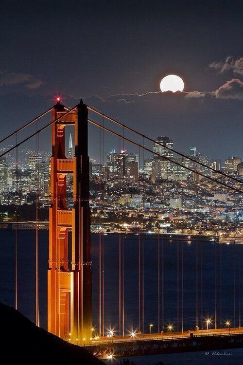 Twitter / Globe_Pics: Golden Gate Bridge, San ...