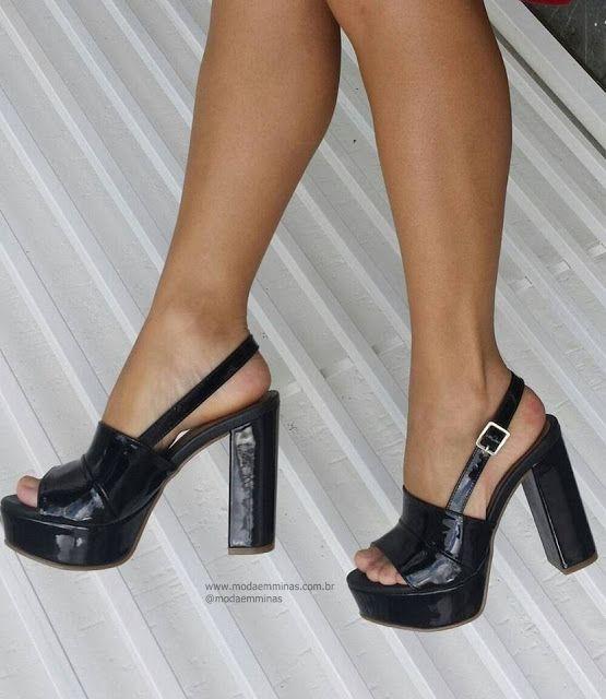 3f34e1385 MODA EM MINAS: Calçados Sylvia Brandão | Moda e sapatos | Moda ...