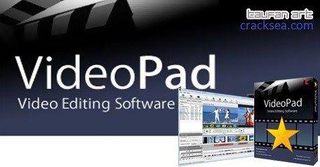 VideoPad Video Editor Registration Code | save | Video