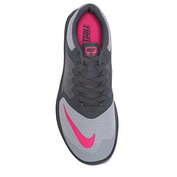 Womens Shoes Nike Fs Lite Run Grey Pink