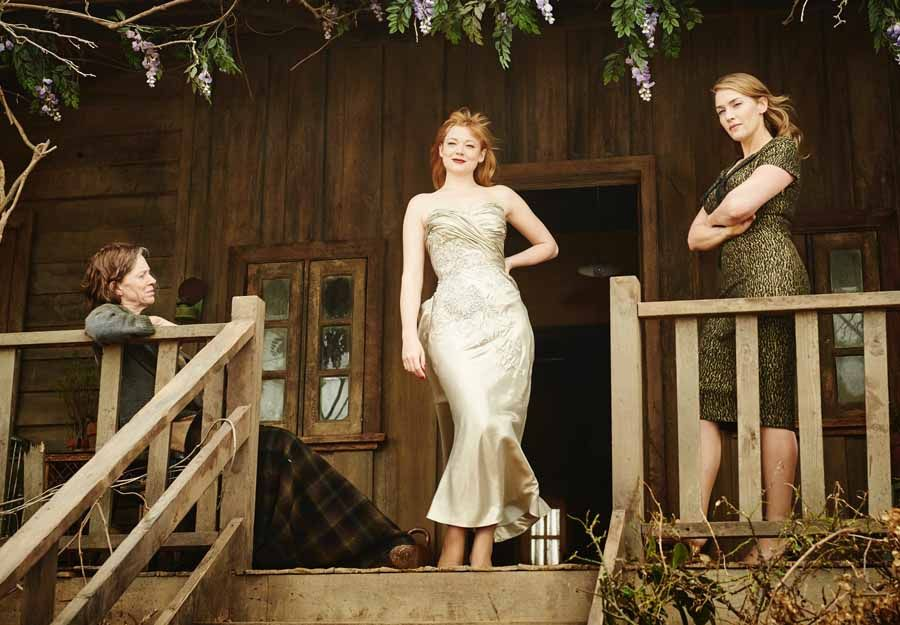 The Dressmaker~ Trudy, Ma & Tilly | Movie Outfits & Makeup ...