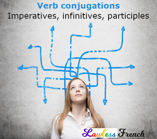 Translating French Infinitives, Imperatives, and Participles - Lawless French