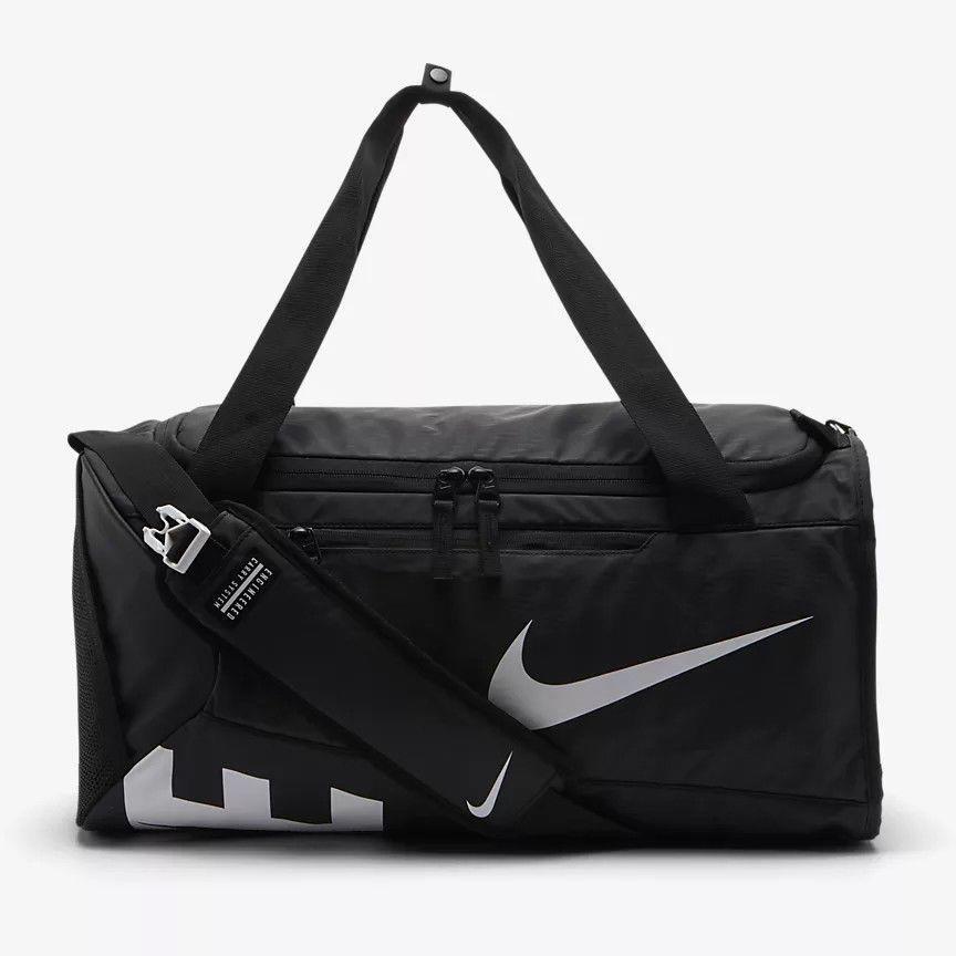 Nike Alpha Adapt Cross Body Sports Bag Size 37 Litres Black Gym Sports Yoga   Nike 521476ec03
