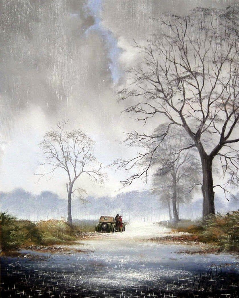 Jeff Rowland Kai Fine Art Beautiful Landscape Paintings
