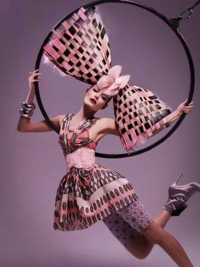 Nicholas French Avant Garde Art Coiffure Editorial Fashion Fashion Photography Fantasy Hair
