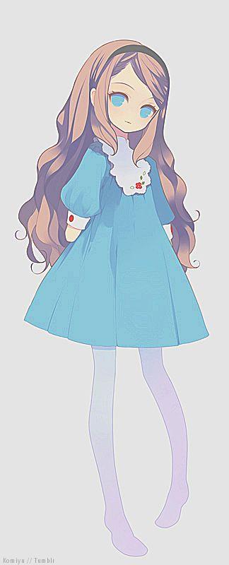 simple cute dress anime google search animu