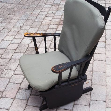 Prime How To Stop A Glider Rocker From Squeaking Rocking Chair Lamtechconsult Wood Chair Design Ideas Lamtechconsultcom