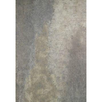 Dalle vinyle à clipser 60x30 cm, Novaclic béton clair Leroy Merlin