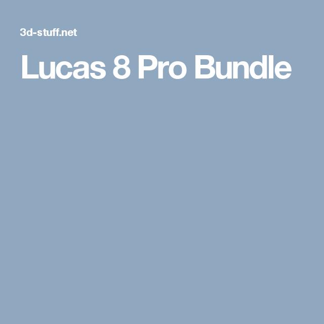 Lucas 8 Pro Bundle