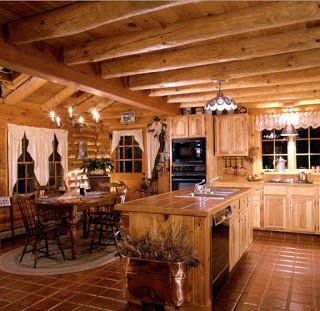 Aneka Desain Dapur Tradisional Terbaru 2016 Rumah Balok Kayu