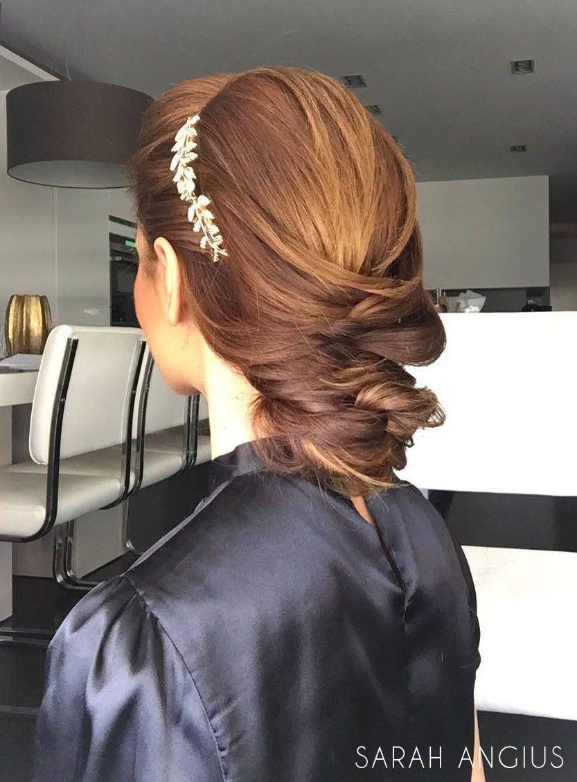 Roman braid tutorial - Sarah Angius  Roman hairstyles, Sarah