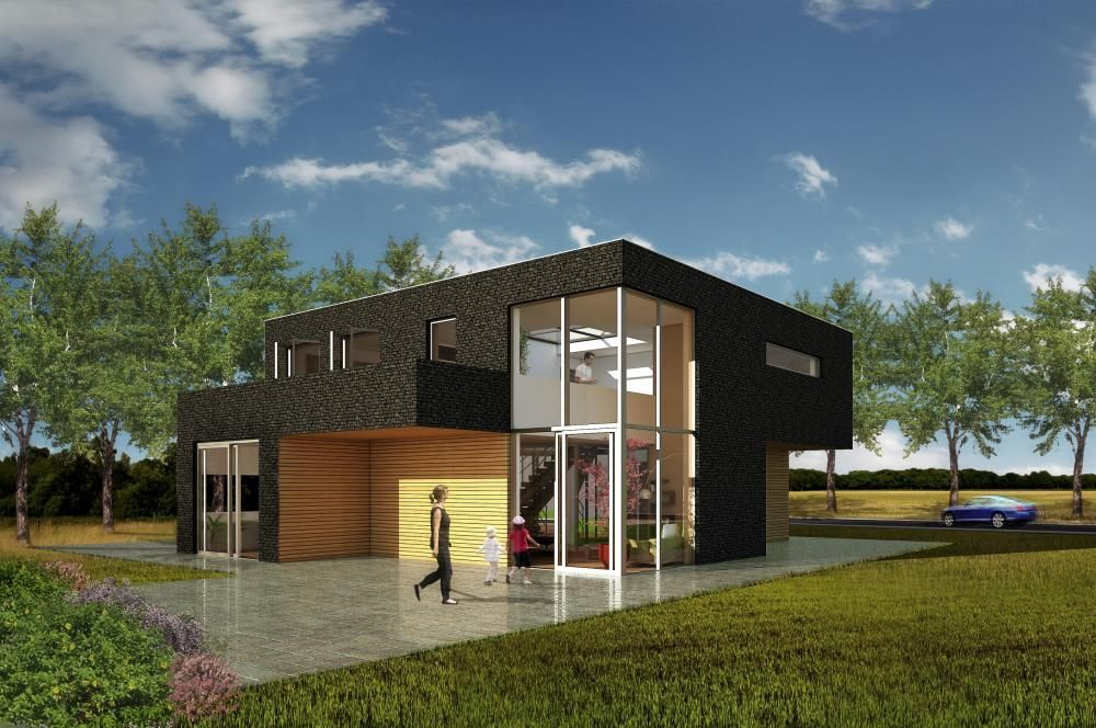 Casco woning home sweet home pinterest modern for Architecten moderne stijl