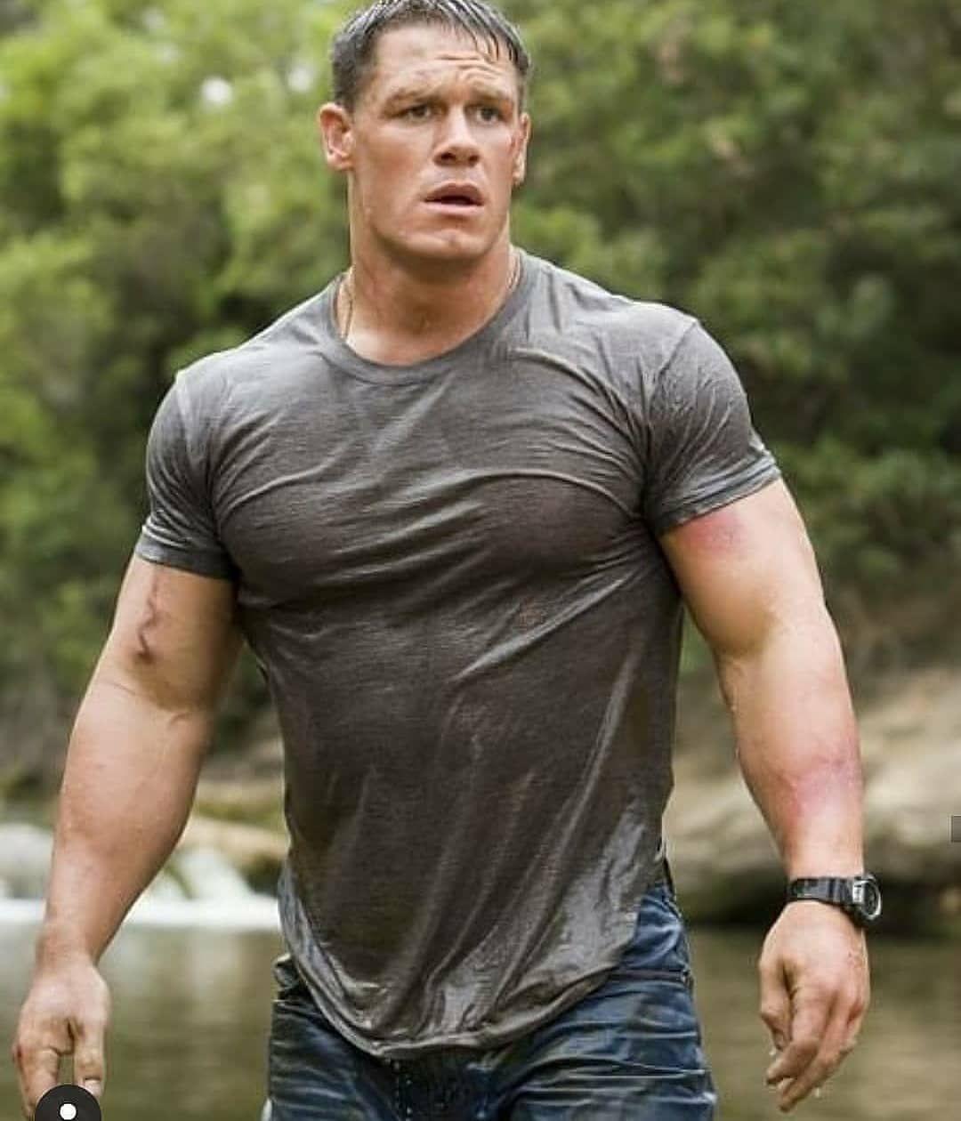 Name This Legend Follow Menstyle Ea In 2020 John Cena Men Muscle Men