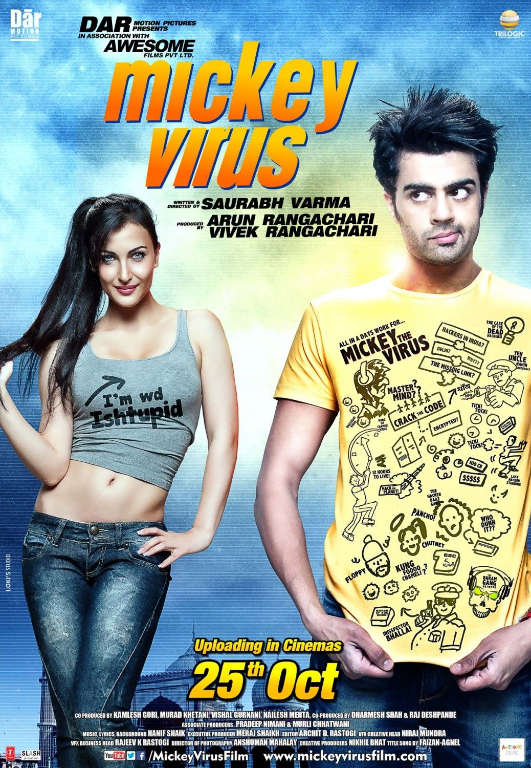 mickey virus | bollywood posters of 2013 | pinterest | bollywood