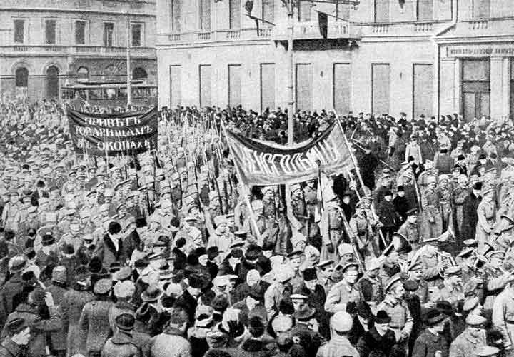 Russia s government after ww1 essay
