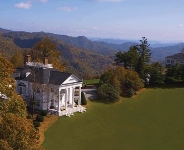 Westglow Spa Is A Great Location If Youre Looking For That Breathtakingly Beautiful Wedding Venue Located In Blowing Rock NC