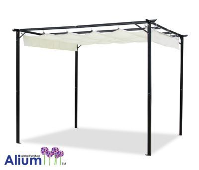 Alium™ Delray Canopy Frame and Cover - 3.1m x 3.5m  sc 1 st  Pinterest & Alium™ Delray Canopy Frame and Cover - 3.1m x 3.5m | Canopy ...