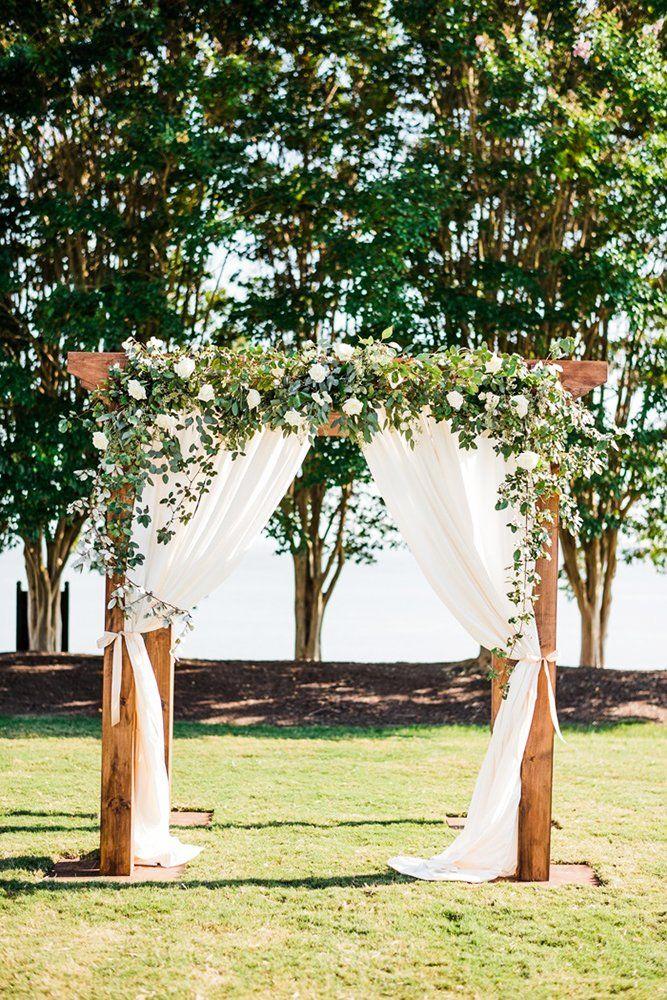 36 Ideas Of Budget Rustic Wedding Decorations Outside wedding Ballroom wedding Wedding