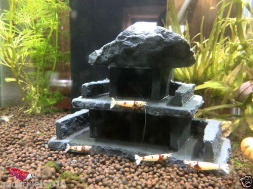 garnelenhotel nano stone hoehle versteck haus aquarium. Black Bedroom Furniture Sets. Home Design Ideas
