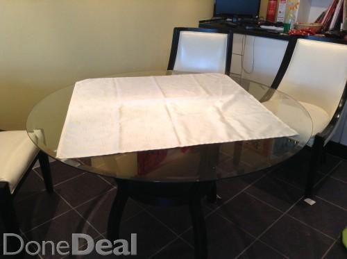 Glastable And Chairs For Sale In Cork On Donedeal Kitchen Sale Chairs For Sale Chair