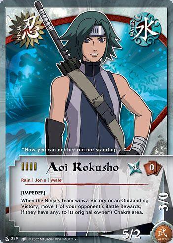 Aoi Rokusho   Anime naruto, Naruto, Naruto run