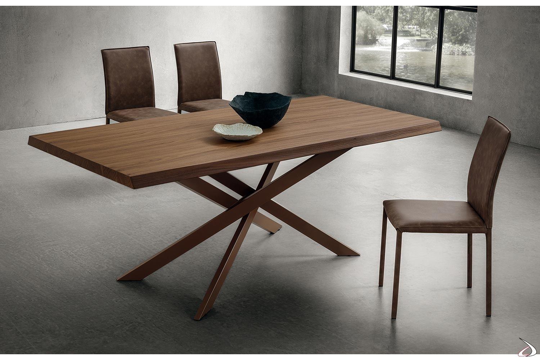 Tavolo da soggiorno allungabile Zeron TopArredi Tavolo
