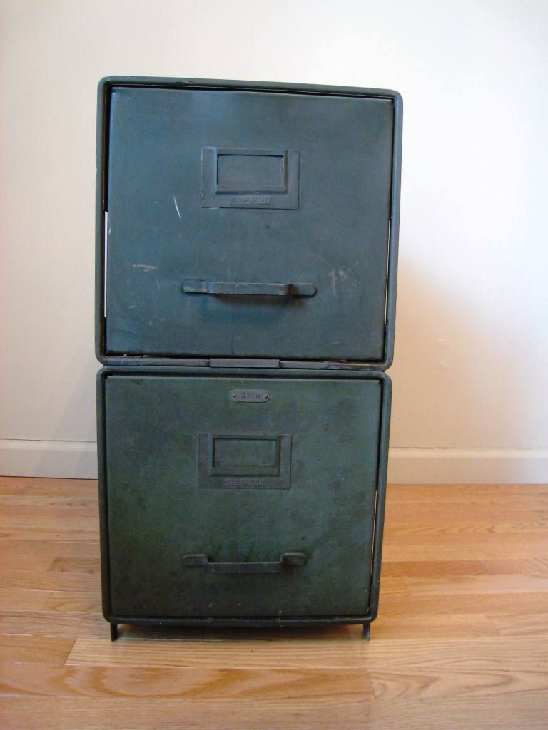 Vintage+Industrial+Filing+Cabinet+++by+Thebeezkneezvintage+on+ & Vintage Industrial Filing Cabinet - Stacking Drawers | My New House ...
