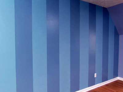 pinturas paredes azul turquesa
