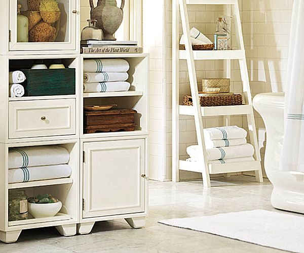 Elegant Bathroom Makeover Ideas Bathroom Storage Storage - 20 elegant bathroom makeover ideas