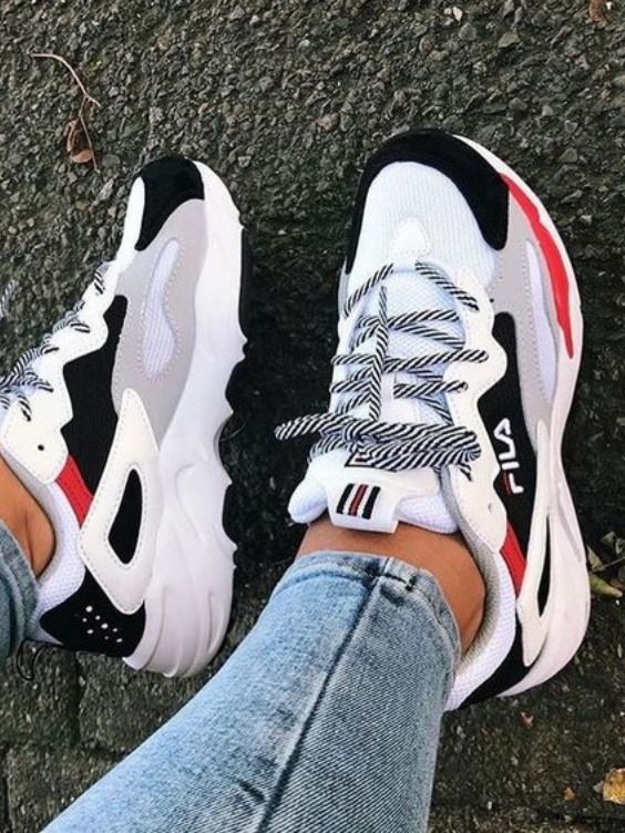 Chunky Sneakers $100 and Under