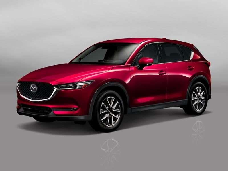 Top 10 New Crossovers Top Crossover Sport Utility Vehicles Autobytel Com Mazda Cx5 Mazda New Cars