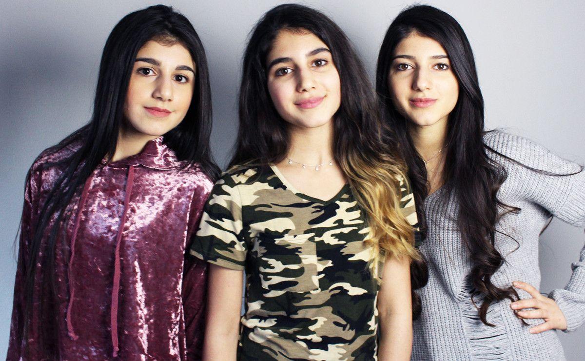 حول منشورات انستقرام شيرين بيوتي و شقيقاتها Image The Originals Fashion