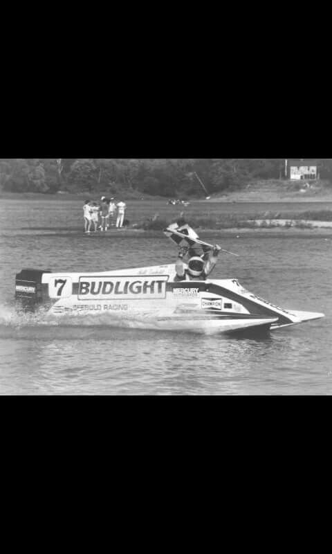 Champ Boat Seebold Outboard Performance Class Opc Tunnel Boat