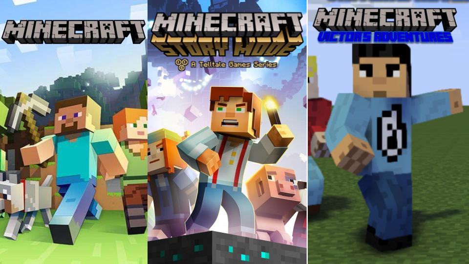Minecraft Minecraft Story Mode And Minecraft Victor S Adventures Minecraft Adventure Alien